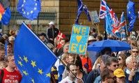 Big rally in London to protest Brexit