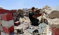 Iraqi army kicks off mop-up operations in Diyala province