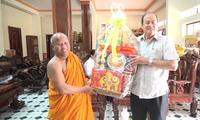 Khmer celebrate Sen Dolta Festival