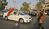 Iran calls for negotiations between Iraqi government and Kurds