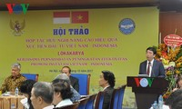 Vietnam, Indonesia target 10 billion USD in two-way trade