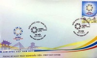 Vietnam issues special APEC 2017 postage stamps