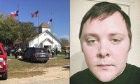 Texas shooting: US Air Force fails to include gunman's criminal history