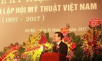Vietnam Fine Arts Association celebrates 60th anniversary