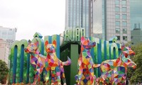 Flowers street opens in Ho Chi Minh City