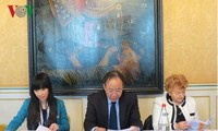 Paris seminar discusses Vietnam-France
