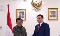 L'Indonésie, un partenaire important du Vietnam au sein de l'ASEAN