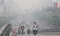 La qualité de l'air à Hanoi