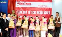 Во Вьетнаме продолжаются новогодние мероприятия для малоимущих