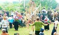 Мыонги Би в провинции Хоабинь встречают Новый год по лунному календарю