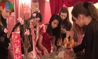 Россияне проявляют интерес к вьетнамскому Новому году по лунному календарю