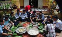Встреча Нового года по лунному календарю на далеких островах Родины
