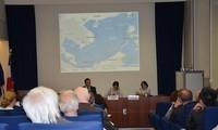 Семинар по Восточному морю во Франции: действия Китая нарушают международные обязательства