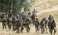 Израиль провел первую наземную операцию в секторе Газа