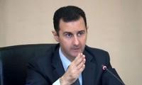 Сирия поддержит любые международные усилия в борьбе с терроризмом