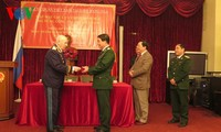 В Москве прошла встреча с ветеранами, работавшими во Вьетнаме