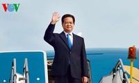 Премьер Вьетнама Нгуен Тан Зунг отправился в Малайзию для участия в 26-м саммите АСЕАН