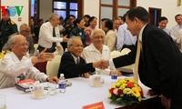В г.Хошимине прошла встреча участников Парижской конференции по Вьетнаму