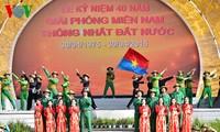 НгуенТан Зунг принял участие в праздновании Дня воссоединения страны в Хаузянге и Кантхо