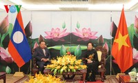 Историческая победа 30 апреля 1975 года также победа лаосского и камбоджийского народов