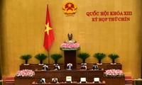 В Ханое началась третья неделя работы 9-й сессии Национального собрания СРВ 13-го созыва