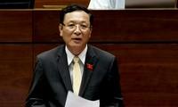 Министр образования и подготовки кадров СРВ ответил на запросы депутатов парламента