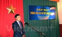 В Чехии отметили День вьетнамской революционной прессы