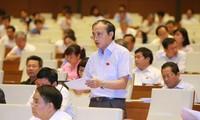 Депутаты вьетнамского парламента обсудили два важных законопроекта
