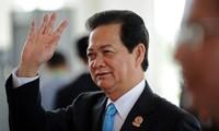 Премьер-министр Вьетнама принимает участие в саммитах в Мьянме