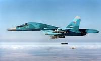 Россия нанесла первые авиаудары по позициям ИГ в Сирии