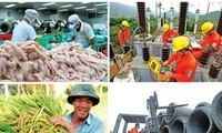 За 9 месяцев 2015 года рост ВВП Вьетнама составил 6,5%