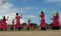 Тямы в провинции Ниньтхуан встречают традиционный праздник Катэ
