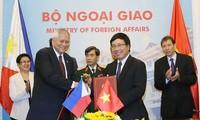 Стратегическое партнёрство придаст новый импульс развитию вьетнамо-филиппинских отношений
