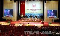 В Ханое открылся 9-й всереспубликанский съезд патриотических соревнований