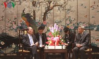 Спикер парламента Вьетнама посетил китайскую провинцию Гуандун