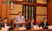 Генсек ЦК КПВ председательствовал на заседании Центрального комитета по борьбе с коррупцией