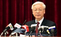 В Ханое завершился 14-й пленум ЦК Компартии Вьетнама 11-го созыва