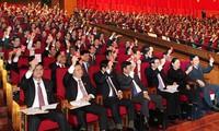 На 12-м съезде КПВ продолжала обсуждаться кадровая работа ЦК КПВ 12-го созыва
