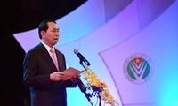 Чан Дай Куанг принял участие в программе «Гордость за вьетнамских крестьян»