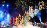 Открылся Ханойский фестиваль женского платья «ао-зай»