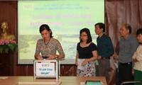 Государственный канал иновещания делает пожертвования в помощь пострадавшим от наводнения