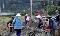 Провинция Баккан концентрируется на строительстве новой деревни