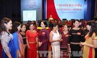 В Ханое открылся 12-й съезд Союза вьетнамских женщин