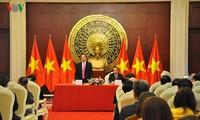 Чан Дай Куанг пожелал, чтобы вьетнамская диаспора в Китае развивала роль моста дружбы