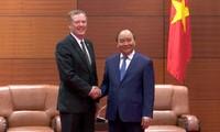 Премьер Вьетнама принял представителей некоторых экономик-участниц АТЭС