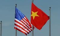 Развитие вьетнамо-американского всеобъемлющего партнёрства