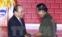 Вьетнамо-камбоджийские отношения: полвека солидарности и дружбы