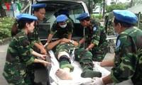 Военно-полевой госпиталь 2-й степени Вьетнама готов к выполнению своих задач в Южном Судане