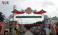 Открылся праздник культуры, спорта и туризма пограничных районов Вьетнам и Лаоса