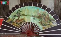 Промысел по изготовлению вееров в деревне Тянгшон